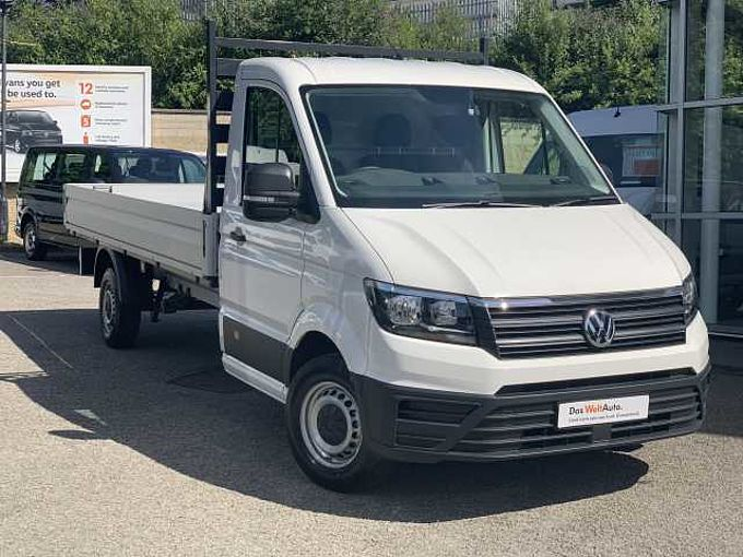 Volkswagen Crafter Cr35 Lwb Diesel 2.0 TDI 140PS Startline Business ETG Dropside