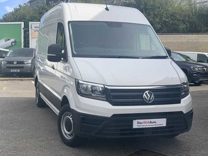 Volkswagen Crafter Cr35 Mwb Diesel 2.0 TDI 140PS Startline High Roof Van